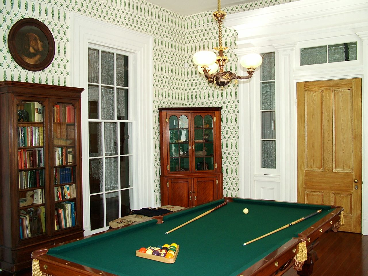 Bed and Breakfast, Natchez MS, Stone House